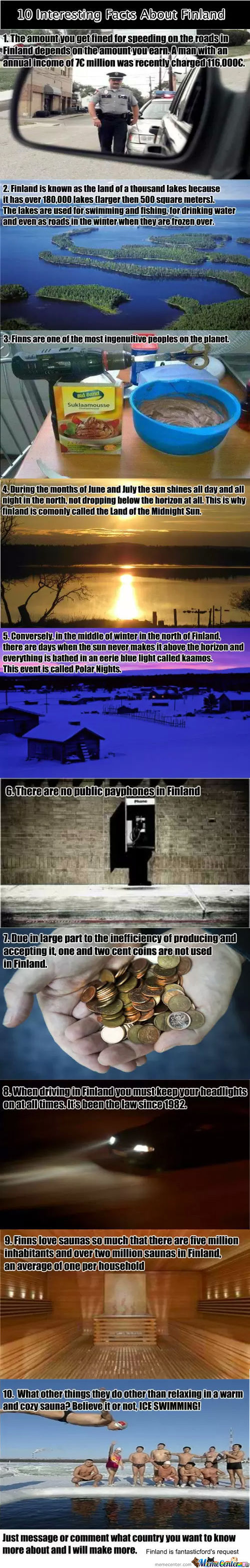 10 Interesting Facts About Finland