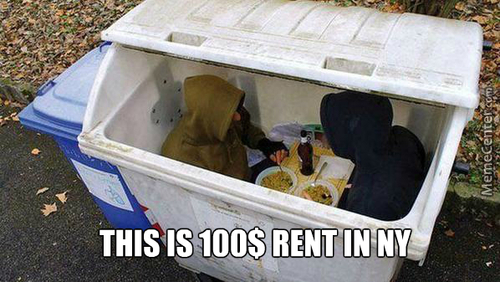 100$ Rent In Ny