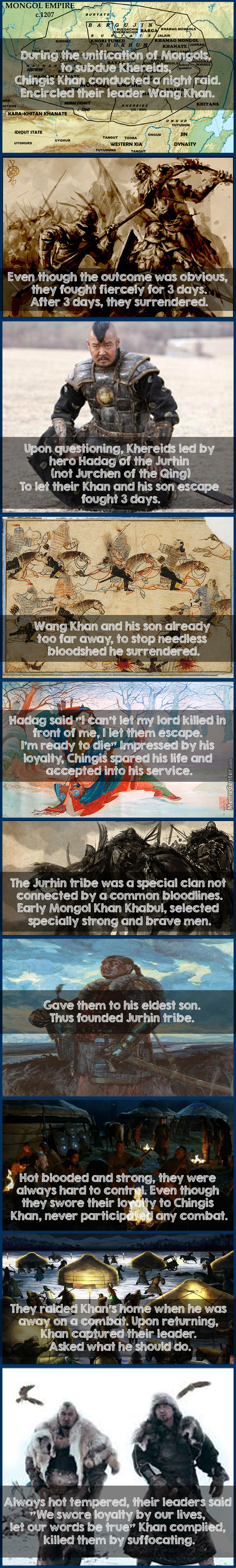 #12 Mongol Facts