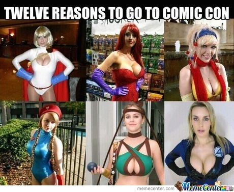 12 Reasons To Go To Comicon