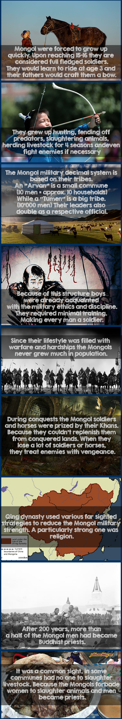 #13 Mongol Facts