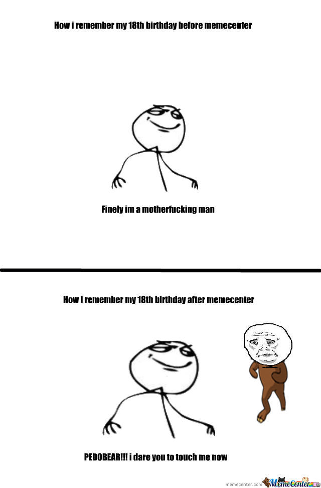 18Th Birthday by some1one - Meme Center