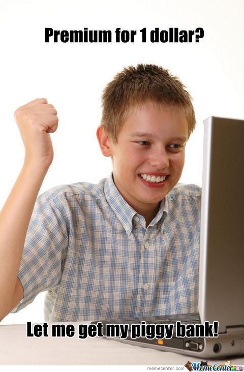 1St Day On The Internet Kid