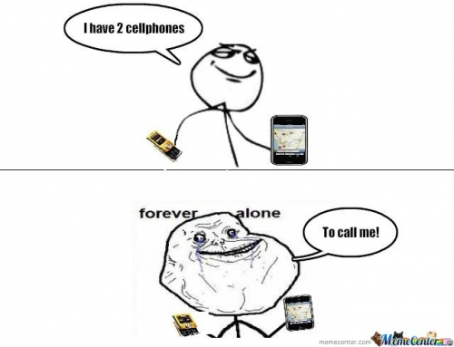 2 cellphones