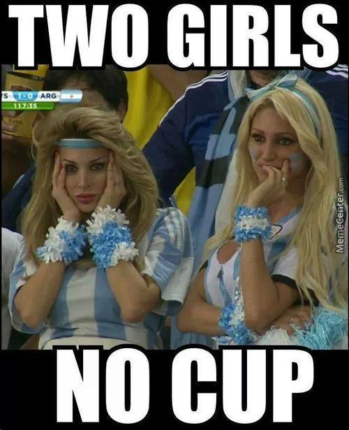 2 Girls No Cup