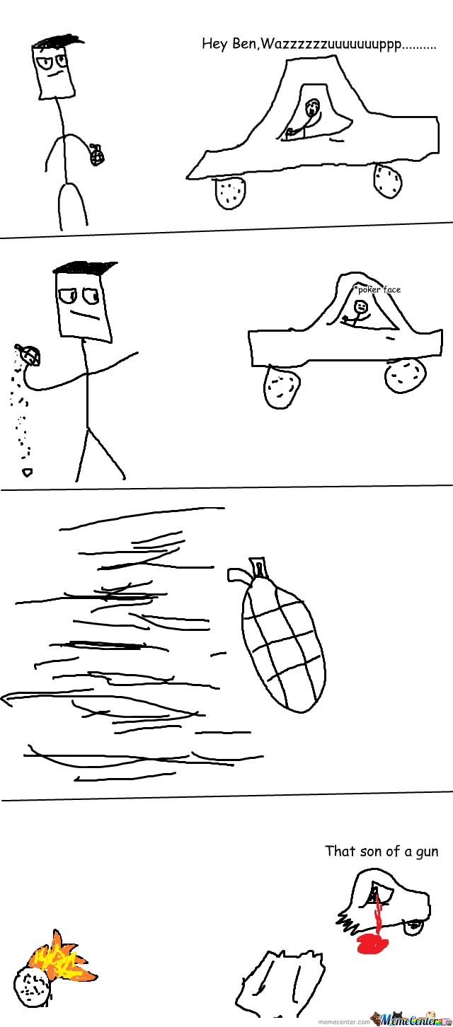#2 Poorly Drawn Comic