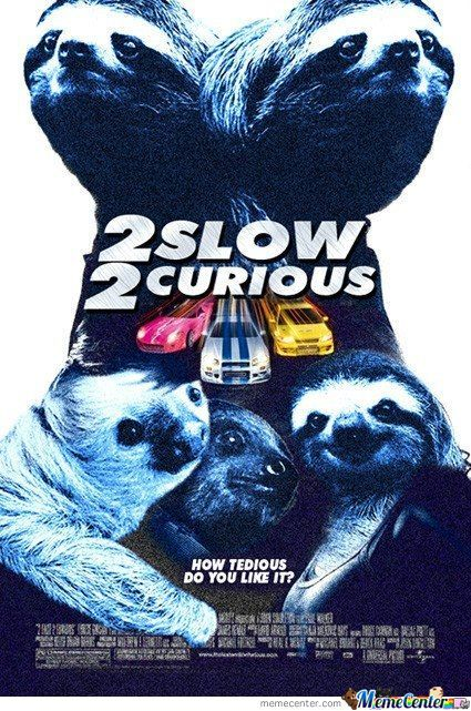 2 Slow 2 Curious