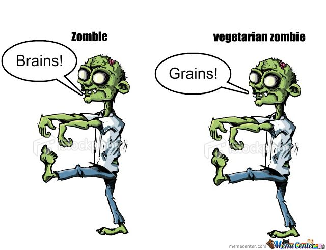 2 Types Of Zombies