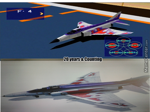 20 Years Of Ace Combat