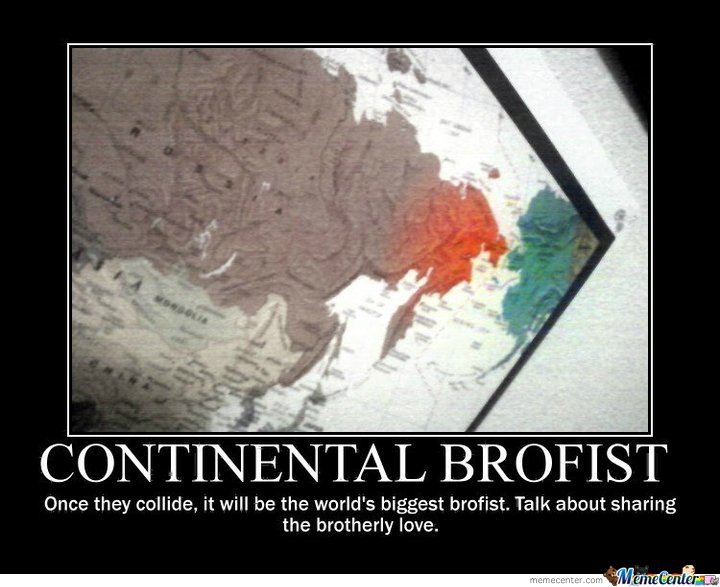 2012 Dec. 21 The Most Epic Brofist Will Be Made