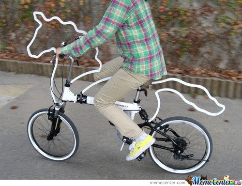 23% more fuel efficient than a real horse.