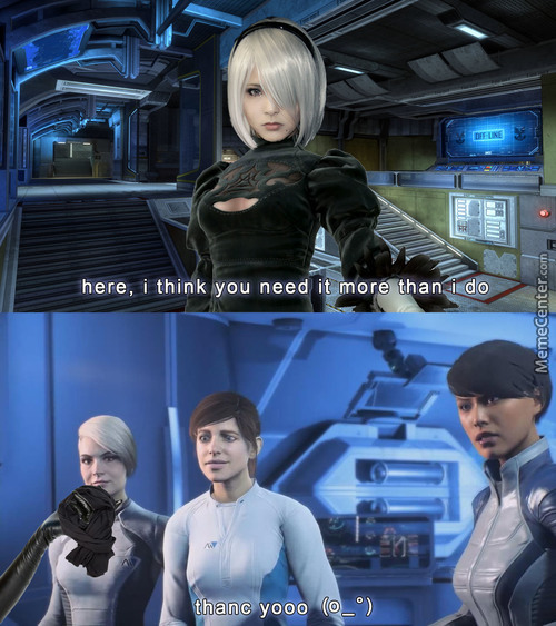 2B Honest...you Look Retarded