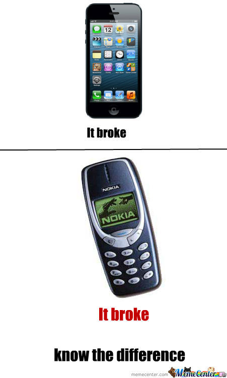 3310 Breaks Everything