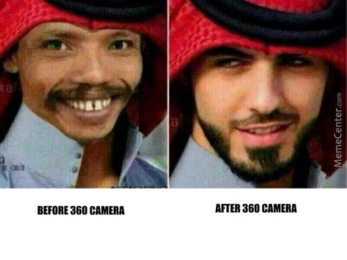 360 Camera Change Everything