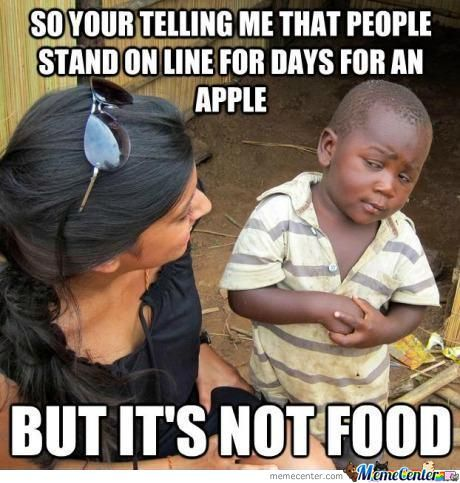 3Rd World Kid Problem