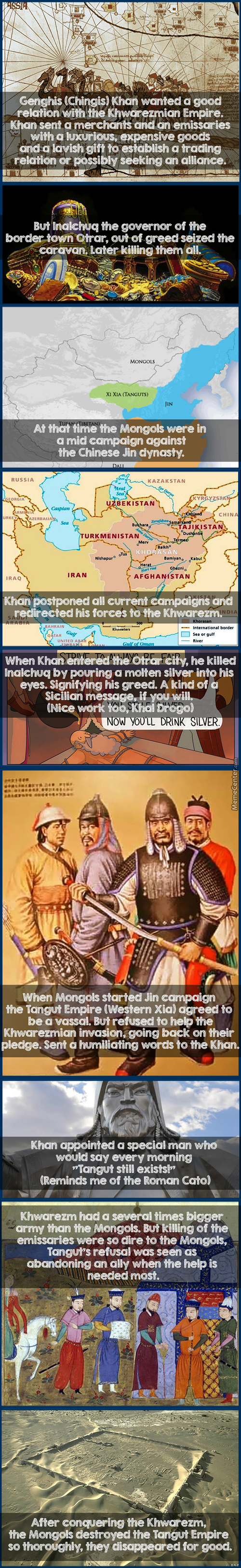 Mongol Facts #4