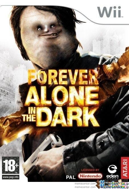 4Ever Alone In The Dark