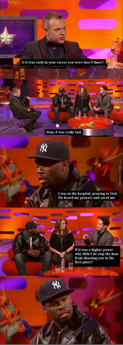 50 Cent Vs. Jimmy Carr