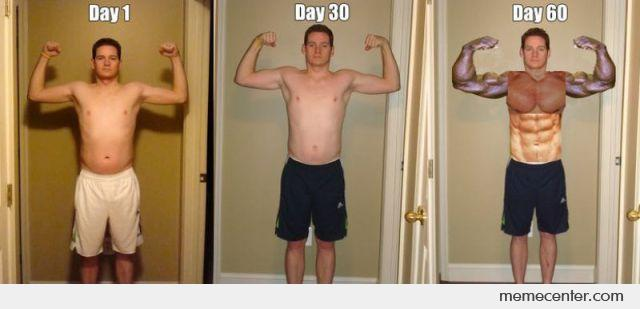 60 Day Transformation