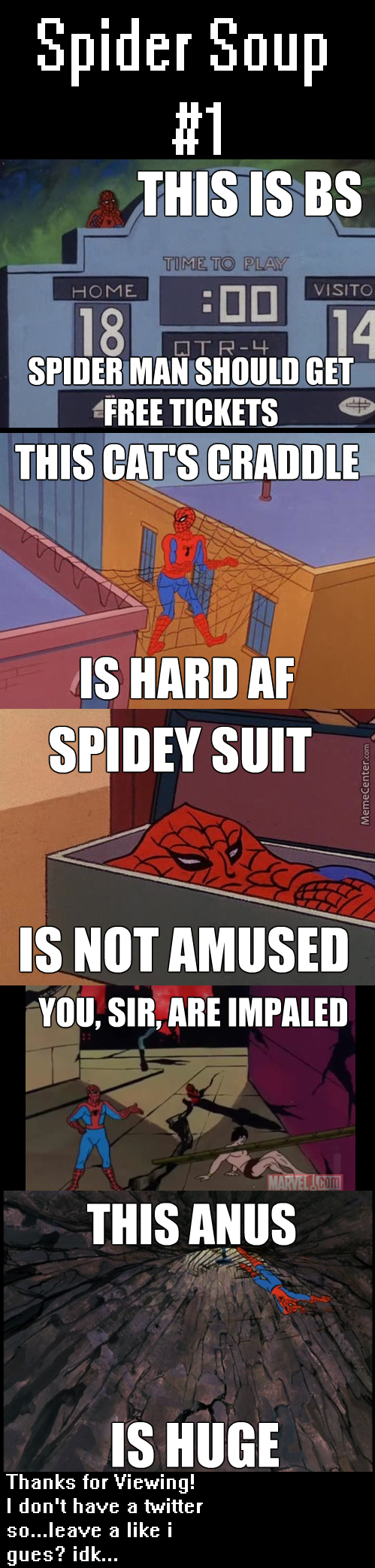 70's Spider Man Is Still A Popular Meme, Right?