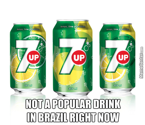 7Up Not Popular In Brazil