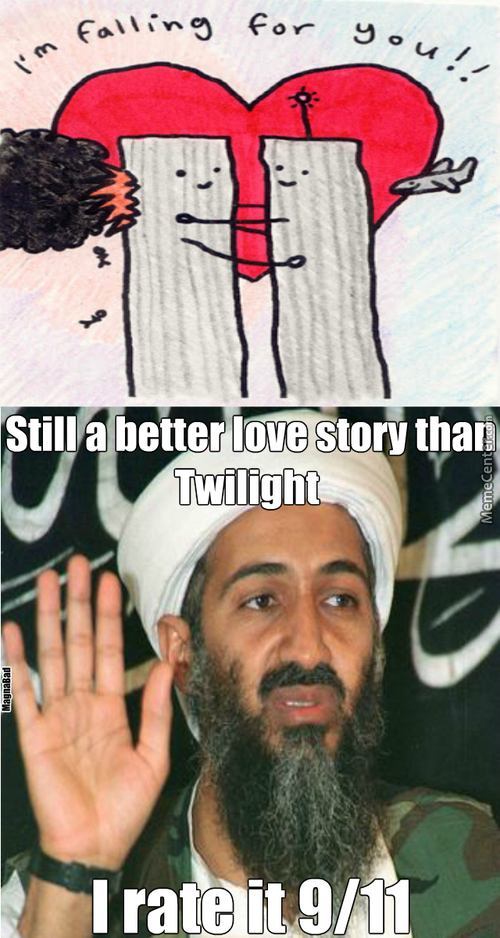 9/11 Was Better Than Twilight