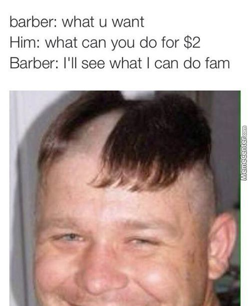 9/11 Would Visit Barbershop Agen