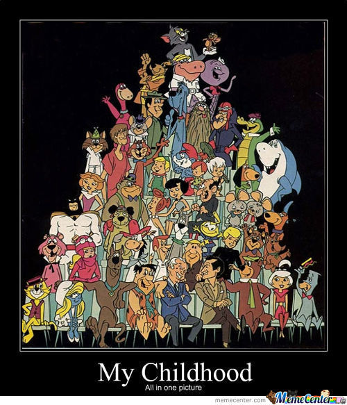 90's Kid Cartoons
