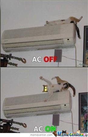 AC Off , AC on