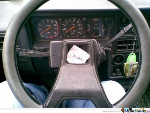 Airbag.. Seems Legit