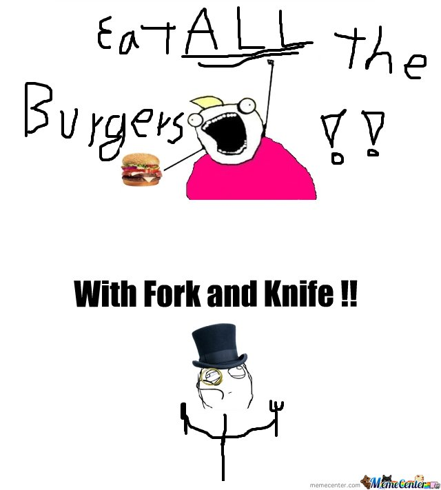All the Burgers