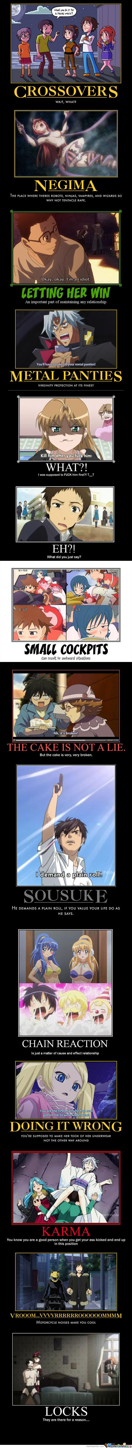 Anime Demotivational comp