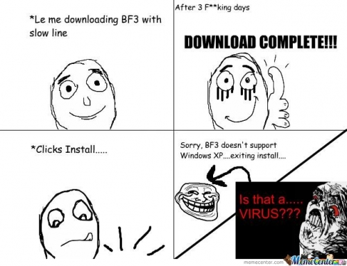 BF3 is AWESOME.....(Not related at all)