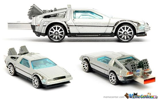 Back to the Future USB Flash Drive