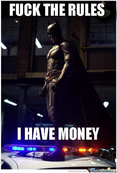 Batman's Philosophy