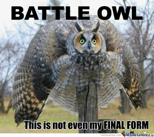 Battle Owl