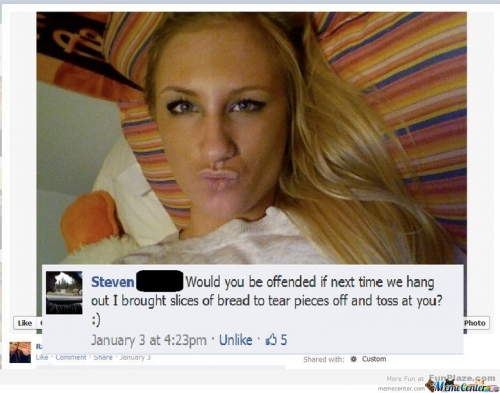 Best DuckFace Respond Ever