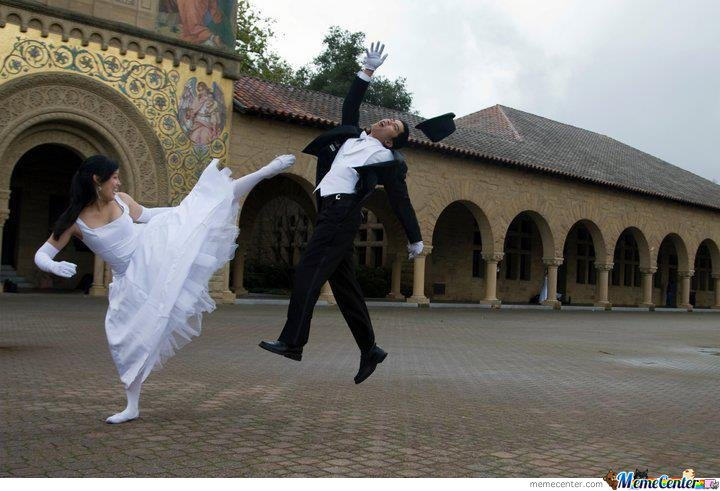 Best Wedding Picture Ever?