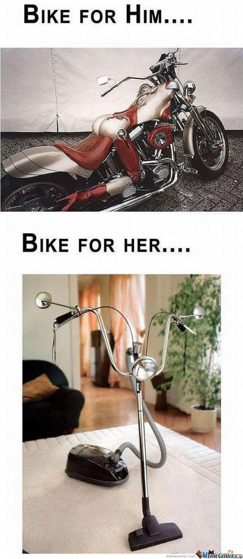 Bike For Him&Her;