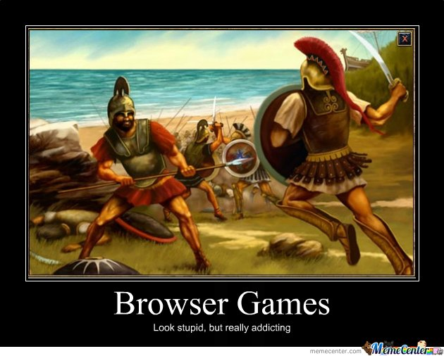 browswer games