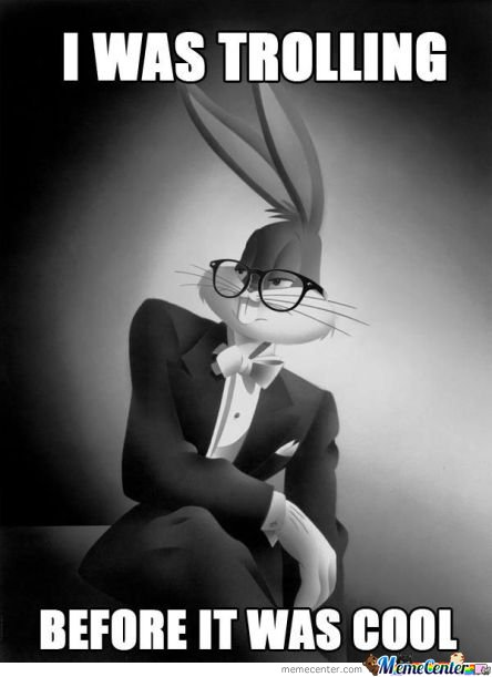 Bugs Bunny Trolled Before It Was Cool