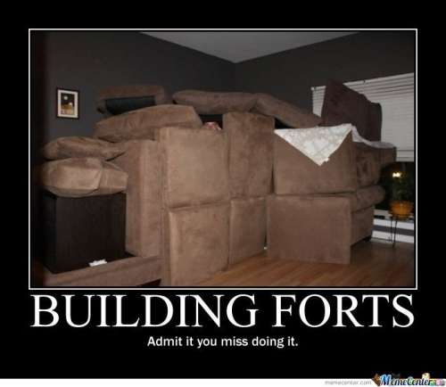 Building forts