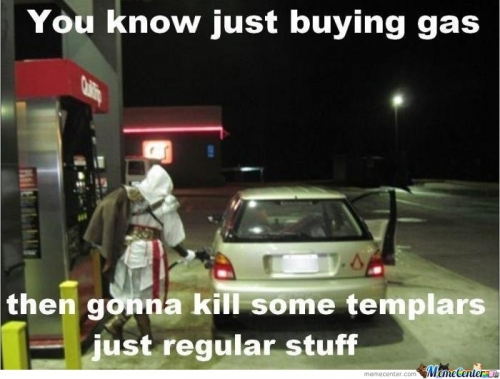 Buy Gas Kill Templars