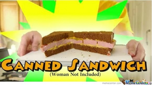 Canned Sandwich