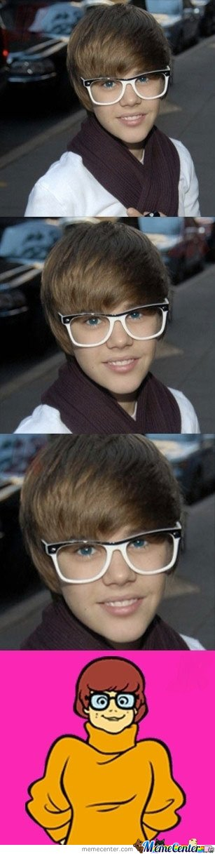 Cannot be unseen - Justin Bieber - Velma