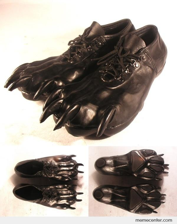 Claw Shoes by ben