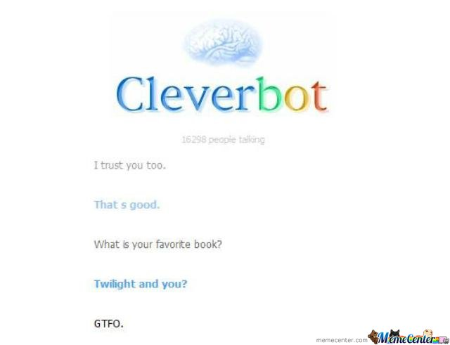 Cleverbot Twilight