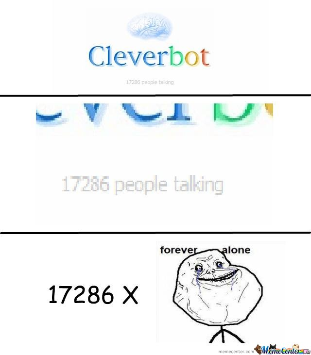 Cleverly Alone