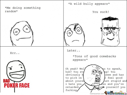 Comebacks...Y u no come at the right time?!