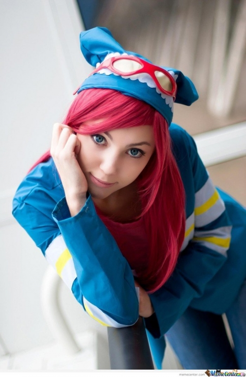 Cosplay Beauty
